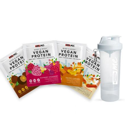 Protein Taster Box with shaker