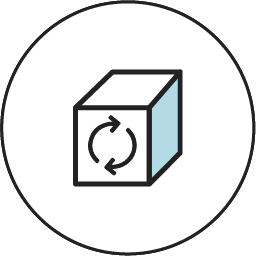 recyclable-packaging-icon